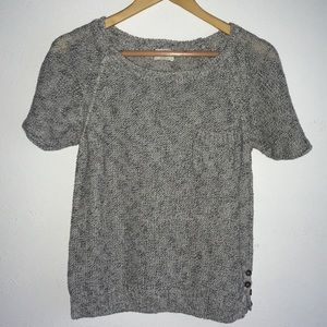WALLACE X MADEWELL KNITTED TOP L